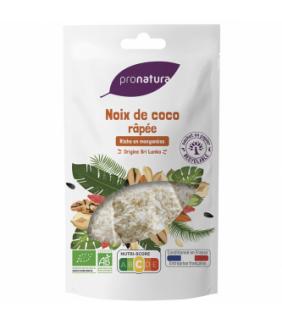 Noix de coco râpée Bio 125g