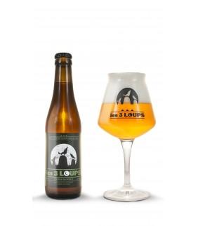 Bière Blonde Les 3 Loups