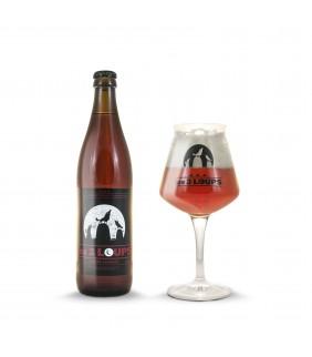 Bière Ambrée Les 3 Loups