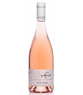 Vin Rosé demi-sec 75cl