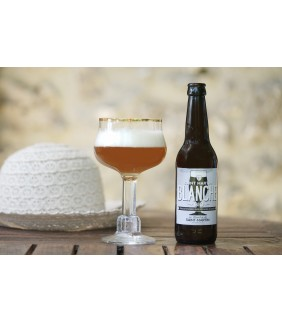 Bière blanche AB Brasserie Saint Martin
