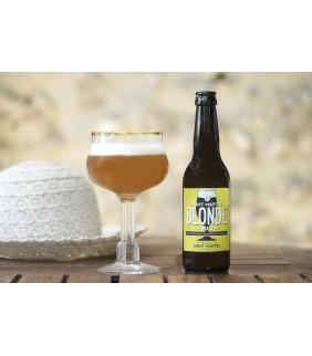 Bière blonde Bio Brasserie Saint Martin