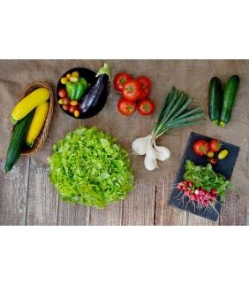 """Assortiment de légumes """"Le découverte"""""""