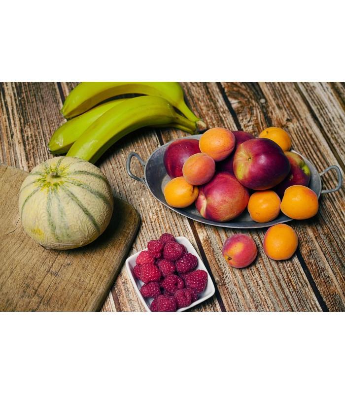 Assortiment de fruits Le vitaminé