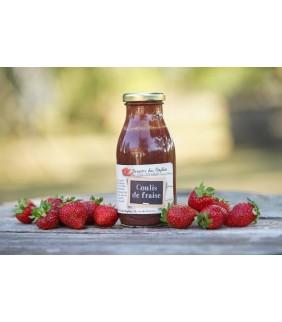 Coulis de fraise 25cl
