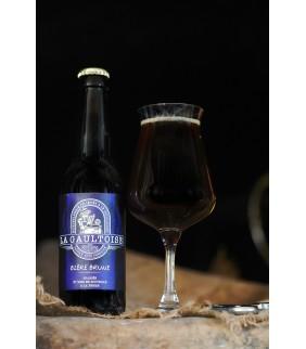 Bière La Gaultoise Brune