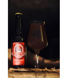 Bière La Gaultoise Ambrée